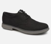 Neuman K100221 Schnürschuhe in schwarz