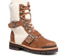 IRIS Stiefeletten & Boots in braun