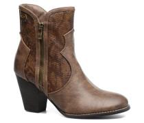 Pim Stiefeletten & Boots in braun