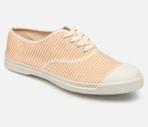 Tennis Lacet Raye Sneaker in gelb