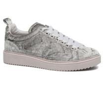 Etch Sneaker in silber