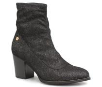 030516 Stiefeletten & Boots in silber