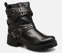 L.48.STRULY Stiefeletten & Boots in schwarz