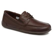 Bl4 Boat Shoe Schnürschuhe in braun