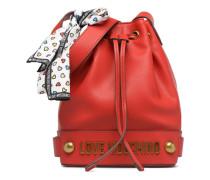 Seau Foulard JC4349PP05 Handtasche in rot