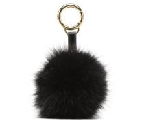 Fur Miror Porteclés Portemonnaies & Clutches für Taschen in schwarz