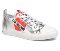 Boston sneaker Sneaker in silber