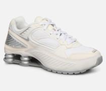 W Shox Enigma Sneaker in weiß