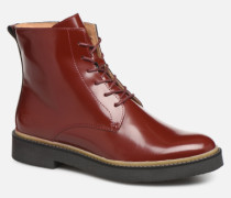 OXIGENO Stiefeletten & Boots in rot