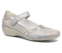 Bonni R9842 Ballerinas in silber