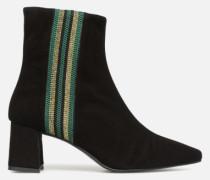 Busy Girl Bottines à Talons #1 Stiefeletten & Boots in schwarz