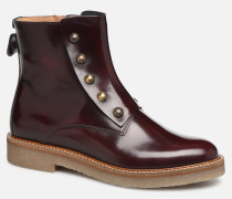 OXCIRCLE Stiefeletten & Boots in weinrot