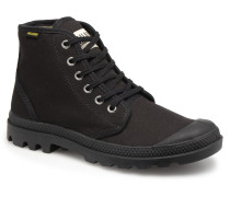 Pampa Hi Orig U F Sneaker in schwarz
