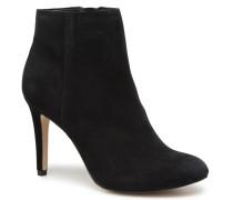 QUEZAIRE Stiefeletten & Boots in schwarz