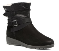 Ashley Stiefeletten & Boots in schwarz