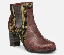 ELEA 02 Stiefeletten & Boots in weinrot