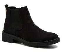 Pohie Stiefeletten & Boots in schwarz