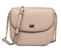 HALF DOME Handtasche in beige