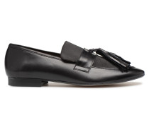 Toundra Girl Mocassin #1 Slipper in schwarz