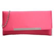 Pochette satin Handtasche in rosa