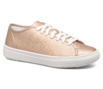 Jane Metallic Sneaker in goldinbronze