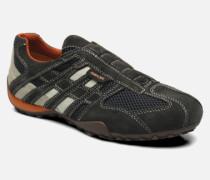 U SNAKE L U4207L Sneaker in grau