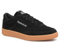 Club C 85 Gs Sneaker in schwarz