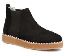 Hunterrustik Stiefeletten & Boots in schwarz