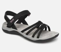 Elzada Sandal WEB Sandalen in schwarz
