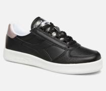 Elite Wn Sneaker in schwarz