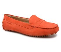 Penelope Penny Slipper in orange