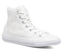 Chuck Taylor All Star Gemma Hi Engineered Lace Sneaker in weiß