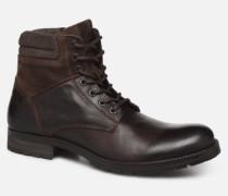 Jack & Jones JFWZACHARY BOOT Stiefeletten Boots in braun