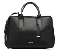 Downtown Tote Handtasche in schwarz