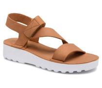 CLICK Sandalen in braun