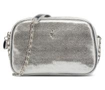 NIDELLA Handtasche in silber