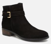 Pheobie Stiefeletten & Boots in schwarz