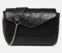 MINI LECON Handtasche in schwarz