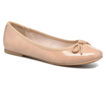 Aylia Ballerinas in beige