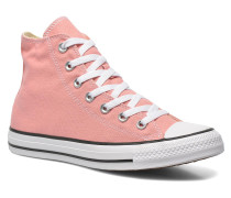 Chuck Taylor All Star Hi W Sneaker in rosa