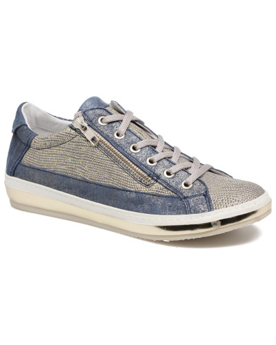Khrio Damen Giulia Sneaker in blau Sie Günstig Online Authentisch XZrpFvDv6q