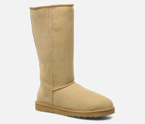 Classic Tall Stiefeletten & Boots in beige