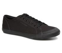 Deauville Sport Sneaker in schwarz