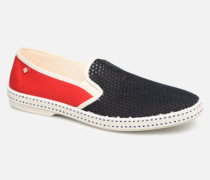 France m Espadrilles in blau
