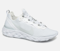 React Element 55 Se Su19 Sneaker in weiß