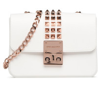 AMALFI Oro rosa Handtasche in weiß