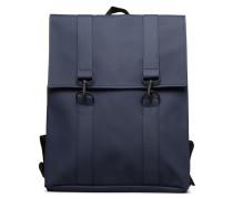 Msn Bag Rucksäcke für Taschen in blau