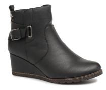 63877 Stiefeletten & Boots in schwarz