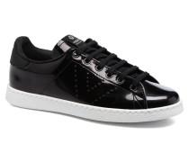 Deportivo Basket Espejo Sneaker in schwarz