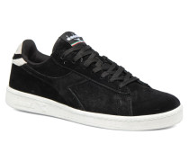 GAME LOW S Sneaker in schwarz